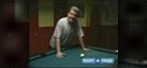 Get some tips for pool table trick shots