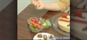 Make marzipan candy & cake decorating