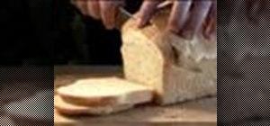 Make white bread