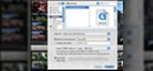 Import other video into iMovie '08