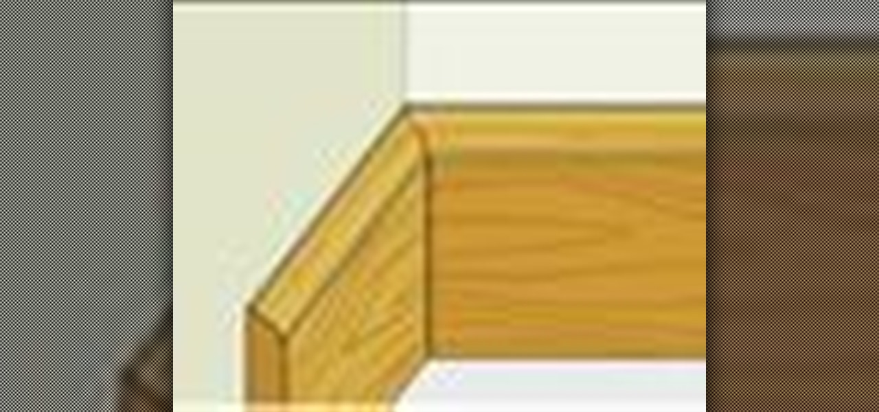 How To Install Baseboard With A Coping Joint