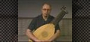 Play the Baroque lute