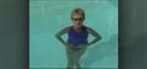 Do water aerobics