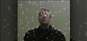 Generate snow using Particle Playground