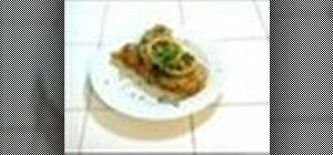 Preparechicken francaise