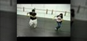 Choreographa hip hop dance