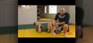 Do leg locks in MMA