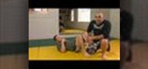 Do leg locks in MMA