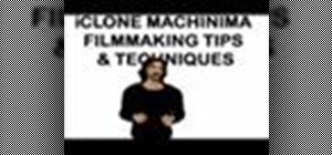 Use iClone Machinima in film making