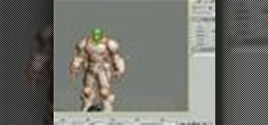 Convert a character from 3ds Max to Maya