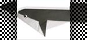Origami an orca Japanese style
