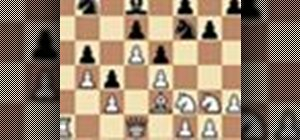 Improve your chess strategy