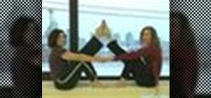 Do partner yoga positions