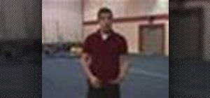 Compete in gymnastics