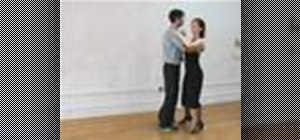 Master simple ballroom dancing and the waltz box step
