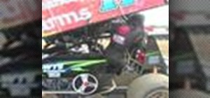 Race sprint cars