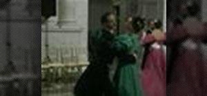 Dance a nineteenth-century Waltz&Loomis' Glide Mazurka
