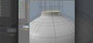 Model, texture & light a glass bottle in modo 203