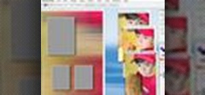 Create a photo composite template in Photoshop CS3