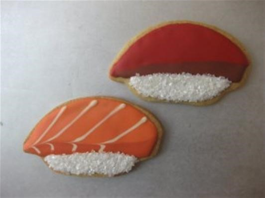 SUGARBUILT: If you give a artist a cookie...