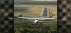 Avoid dangerous runway tailstrikes in a Cessna 172 Skyhawk aircraft