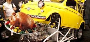 Turbo Turkey - Cook the Damn Bird Above the Camshaft