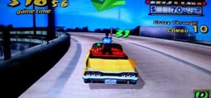 Get the S Rank achievement when playing Crazy Taxi