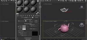 Work with the Slate Material Editor in 3D Studio Max
