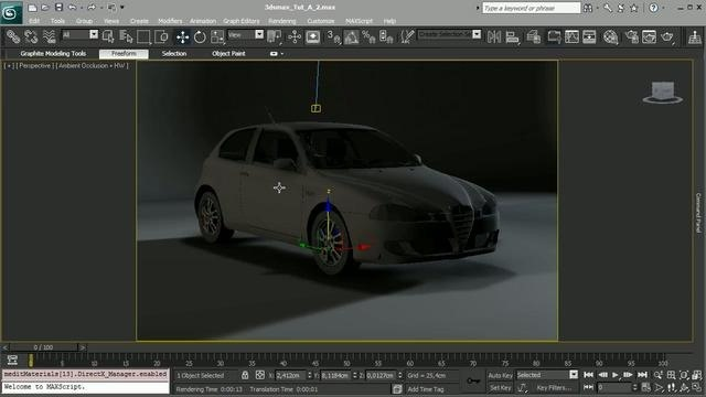 Use Production Shaders in Autodesk 3ds Max 2010 & 2011