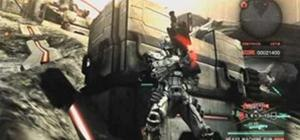 Vanquish In Game trailer