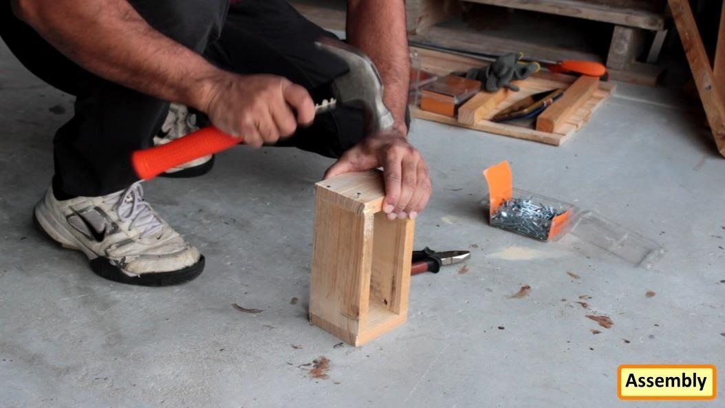 DIY - Desk Planter