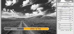 Desaturate pictures in Adobe Phototoshop CS5