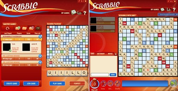 scrabble game  for mac free