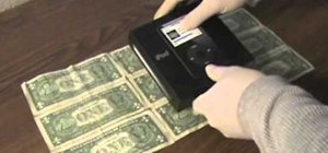 Wrap your Christmas gifts with real money