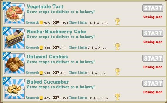 FarmVille Crafting Job Co-Ops