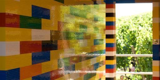 3 Million Brick Lego House - Demolished