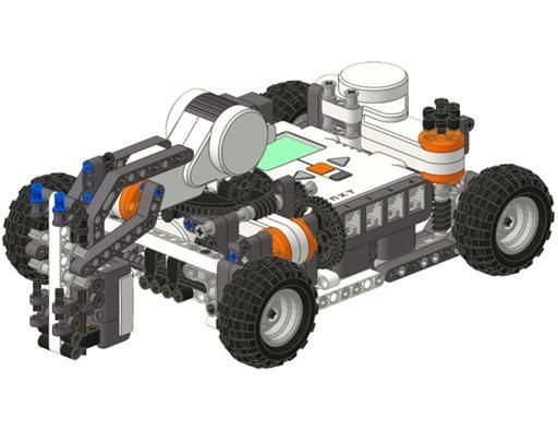 Swede Concocts Rubik's and Sudoku Brainiac LEGO-Bots