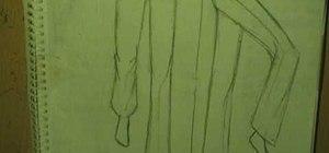 Draw full body manga characters