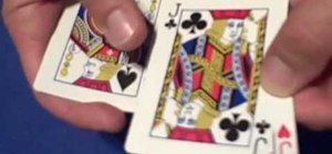 Use the siva count card sleight for many card tricks