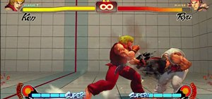 Improve your skills on Street Fighter IV