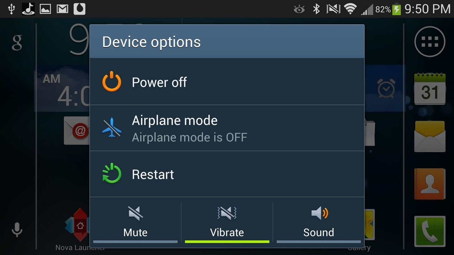 how to delete downloads from samsung galaxy s4