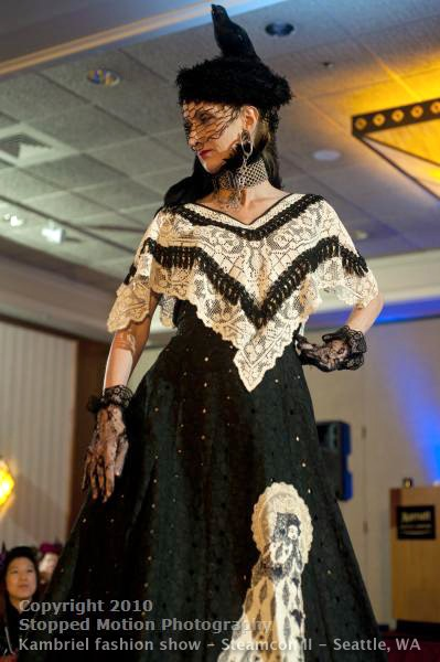Steamcon Fashion Show