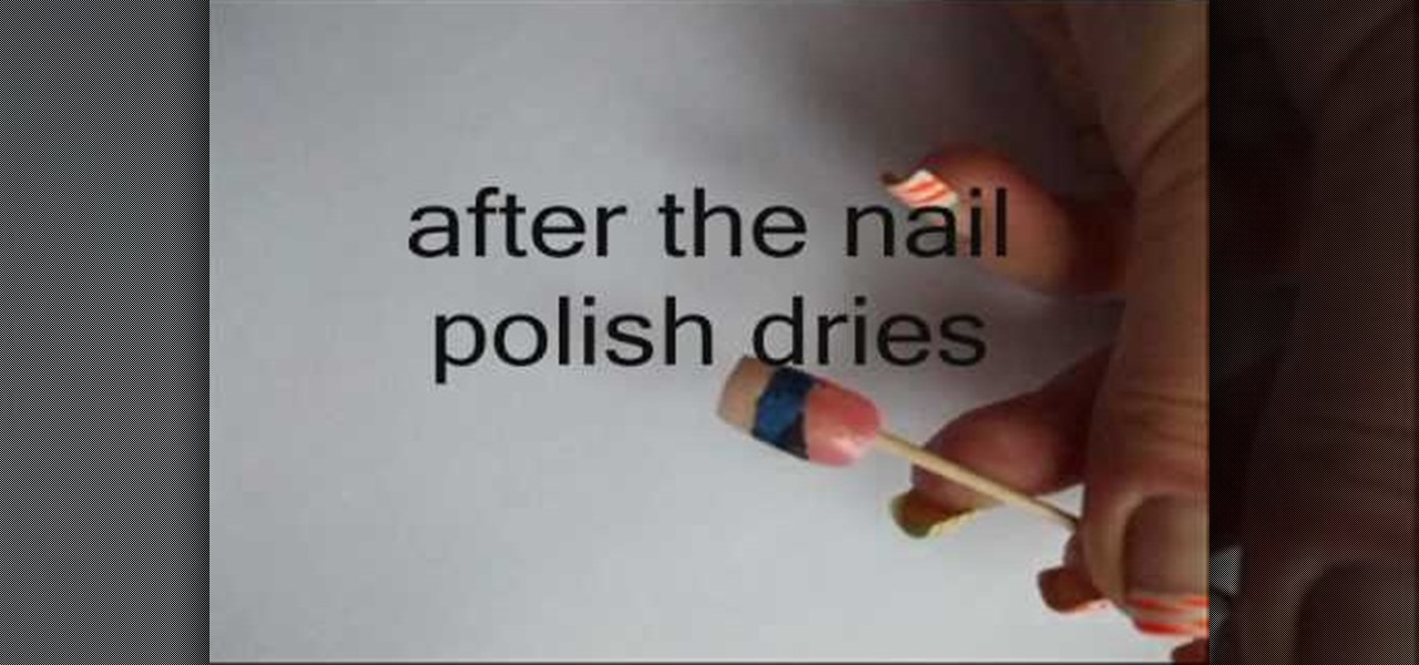 How to Create a dramatic beach sunset nail look « Nails & Manicure ...
