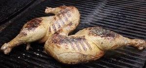 Make Cornell chicken