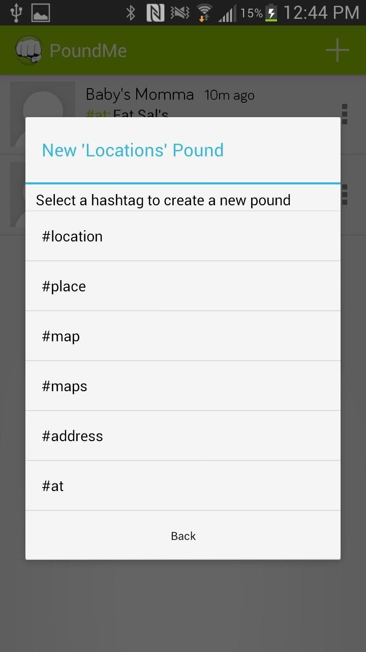 How to Use Hashtags in Texts to Quickly Share Locations, Music, & Other Info on a Galaxy Note 2 or Other Android Phone