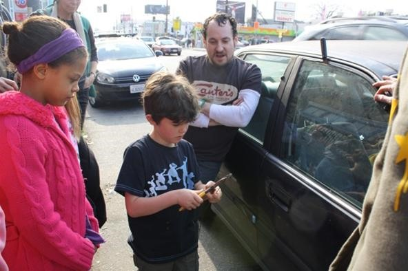 Hot Wheels! Workshop Teaches Kids How to Steal Cars