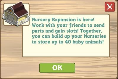 Nursery Barn Expansion