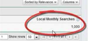 Do Keyword Research Before Registering a Domain