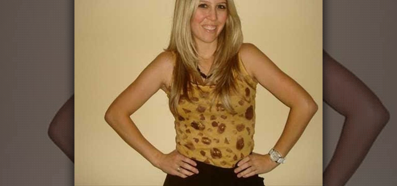 Leopard Print Dyed Shirt