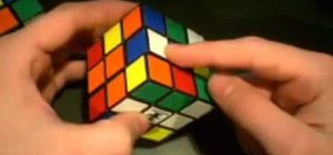 Solve the Rubik's Cube in under one minute